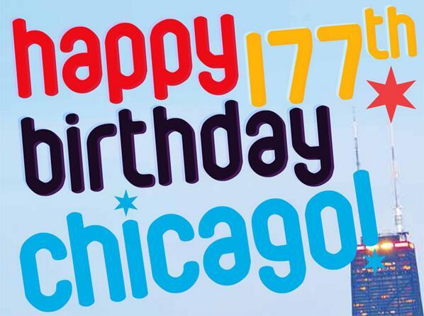 Happy birthday, Chicago. http://t.co/wWZQwPZyzF