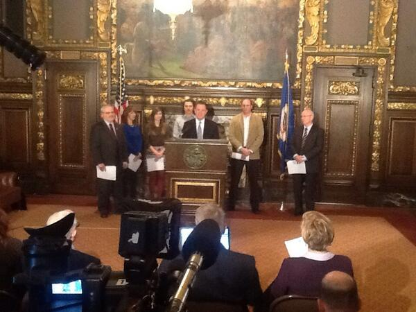 "Thumbnail for Gov Dayton Wants ""Un-Session"" to Repeal 1000 Laws"