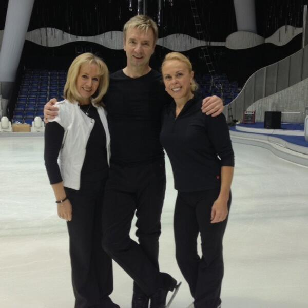 """@torvillanddean: Last choreographic session. http://t.co/i2DvXIFKPy"" But so much more to look forward to x"