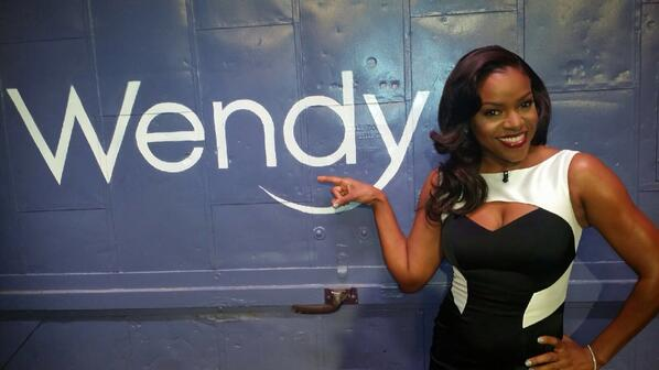 How u doin?!! @WendyWilliams was so much fun!! @BET @letsstay2gether http://t.co/GEsVpFq5UF