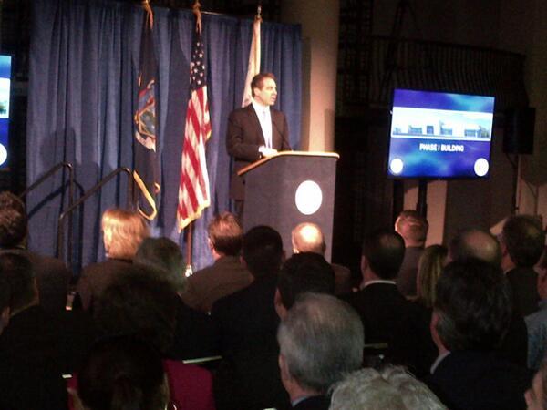 Gov. Cuomo announces new Hub for Emerging Nano Industries in Onondaga County