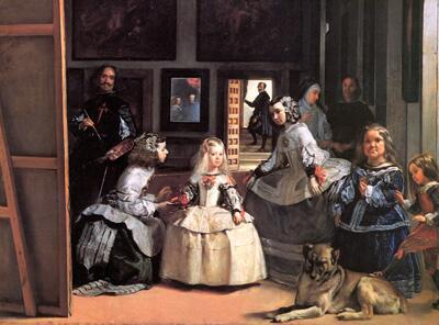 ;-) RT @unServidor De todos los selfies, mi preferido es el de Velázquez. http://t.co/1I65vJnxXG