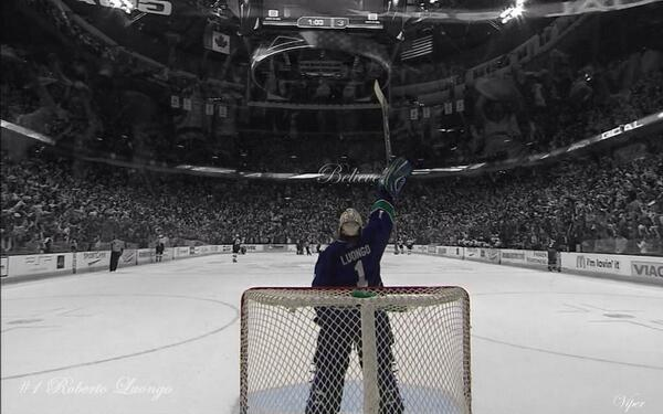 @VancityBuzz his first playoff win. Stick in the air, pumped. http://t.co/K0sqPZaQe0