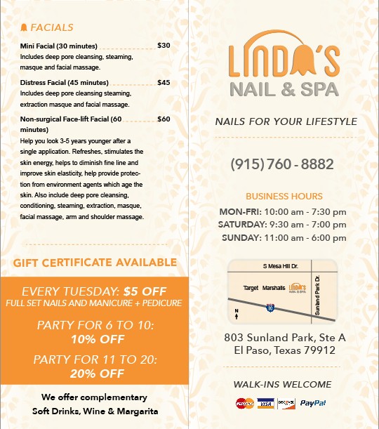 Lindas Nail and Spa (@Lindasnailsspa) | Twitter