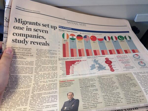 Awesome to see a story mentioning @duediler and data powered by @duedil in the FT this morning! http://t.co/jei0ejoY9e