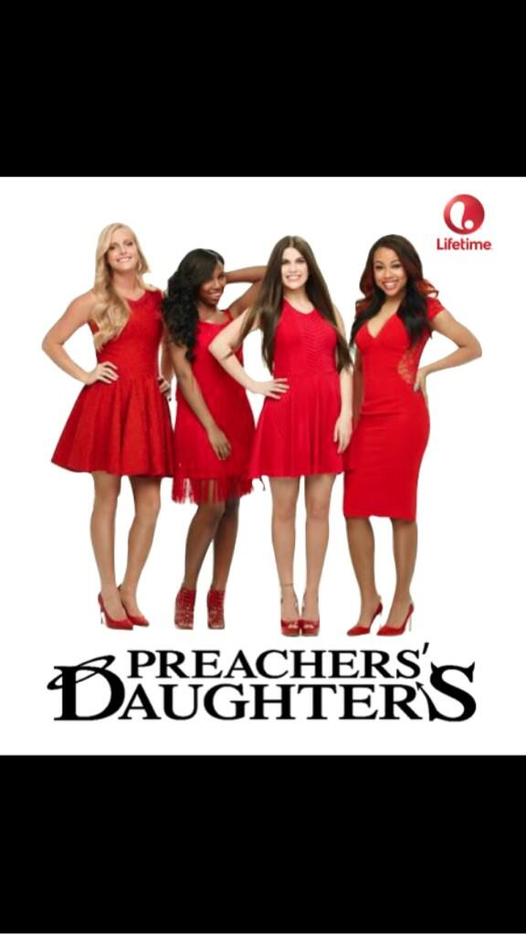 It's finally here! #PreachersDaughters premiere day! Tonight at 9/8c on @lifetimetv. It's an incredible season! http://t.co/RNXytLmOob