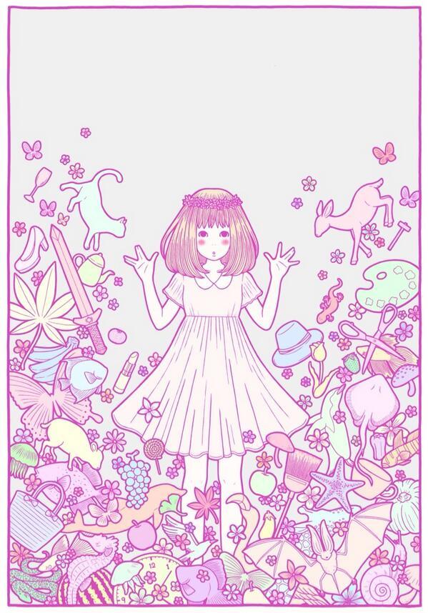 Tweet 奇才天才徳田有希さんの絵がシュール過ぎると話題に
