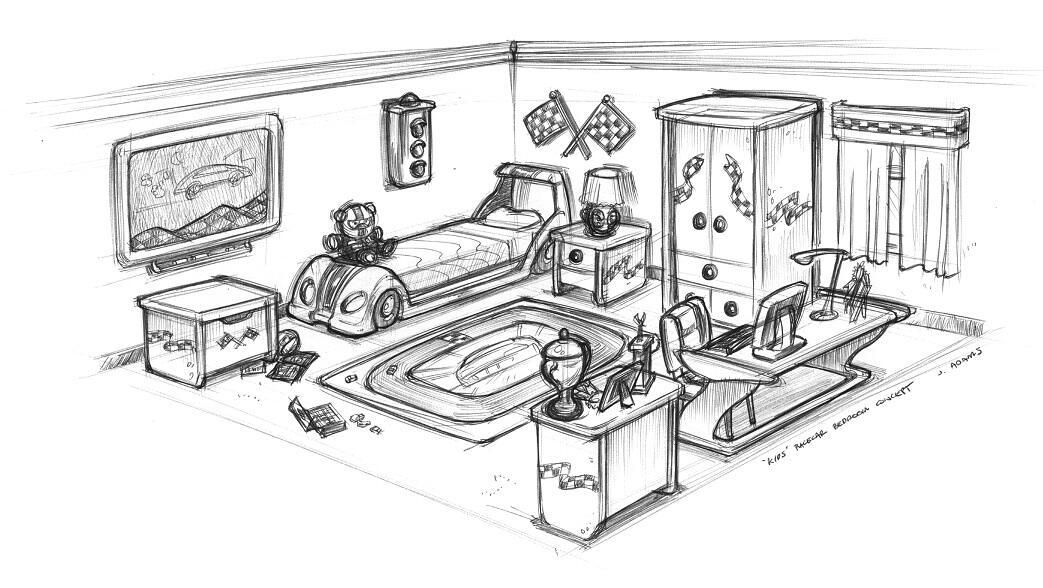 """Imagenes]Los Sims 2 Arte conceptual """"Estaciones"""" y """"Decora tu familia"""" BhA-RwWCcAARXc0"""