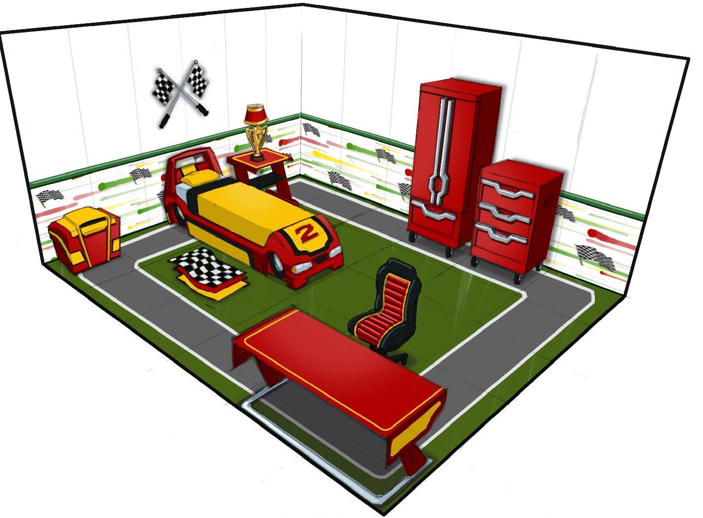 """Imagenes]Los Sims 2 Arte conceptual """"Estaciones"""" y """"Decora tu familia"""" BhA-XrHCYAI7NOh"""