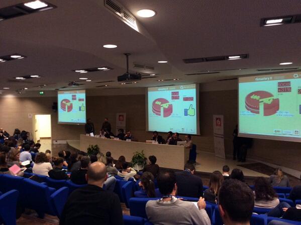 Grazie a tutti i 12 #social specialist che sono intervenuti oggi al #fbmastery di Padova! http://t.co/KOetQmX6ck