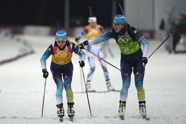Украина завоевало первое золото за 20 лет Олимпиад!