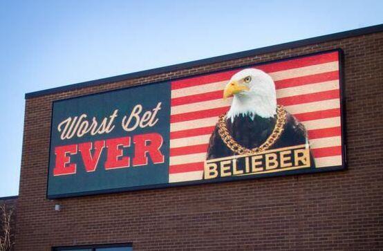 Oh the humiliation #USAvsCanada #loserkeepsbieber #USAHockey http://t.co/bLvWCbZRti