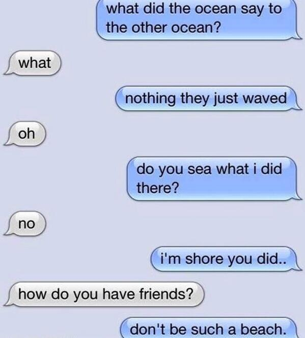 Funny Text Messages on Twitter: