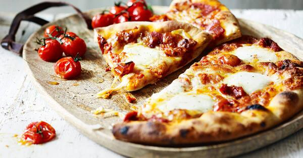 Ms On Twitter Grab A Pizza The Action Feed Four For