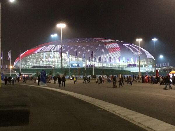 Before USA/Canad hockey game began ... loved seeing this! http://t.co/cxnKGnjdMi