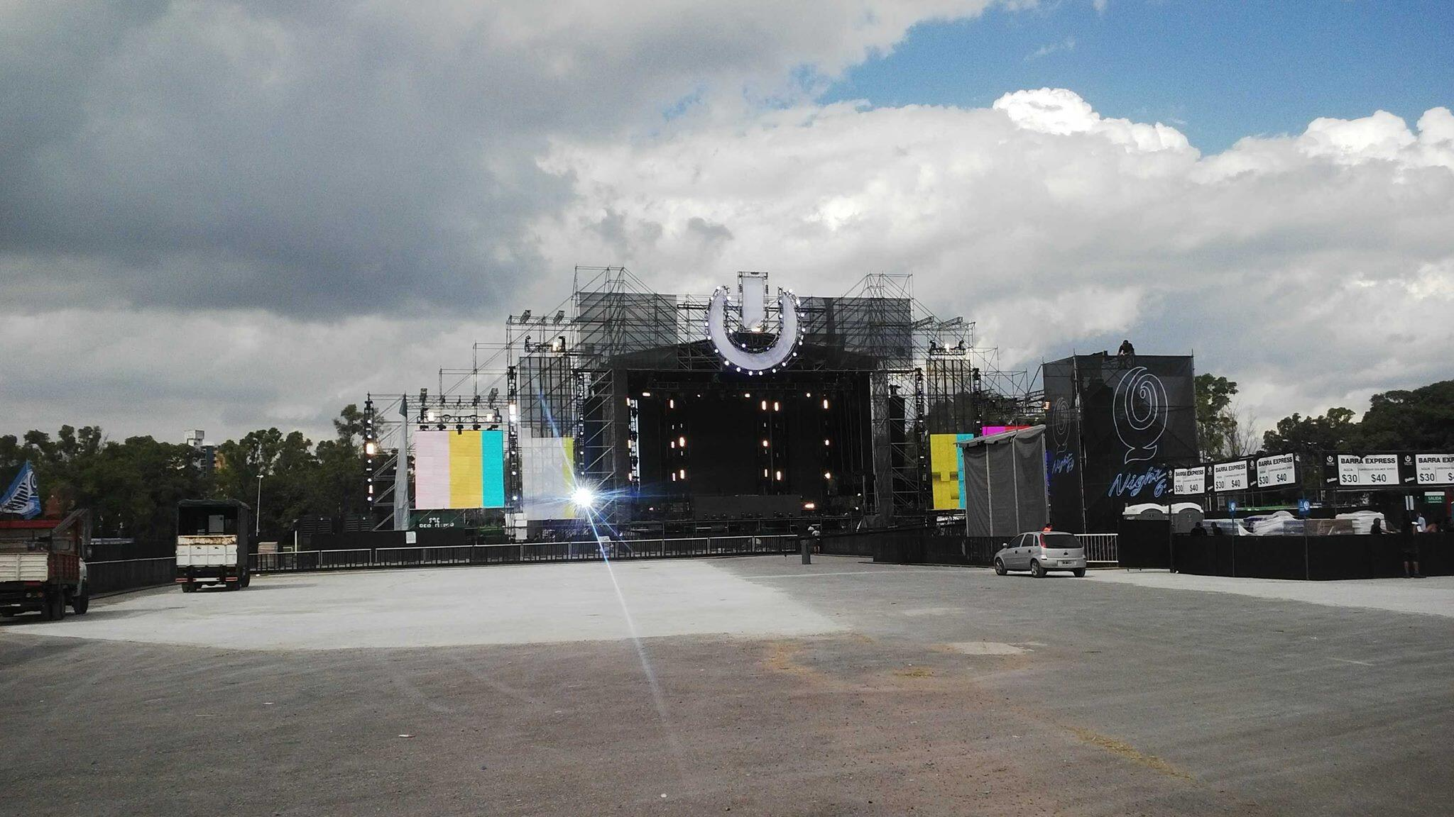Ultra Music Festival 2014 en vivo