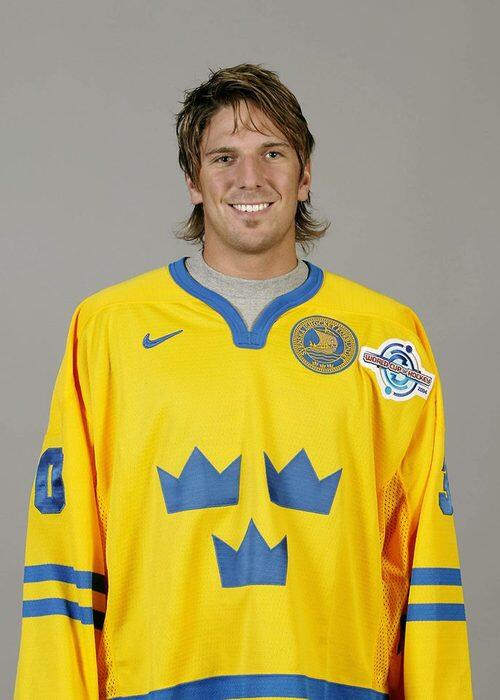 Henrik Lundqvist Hair