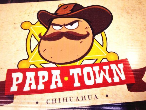 Resultado de imagen para papatown chihuahua