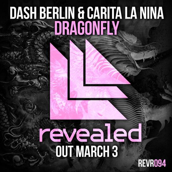 Proud to announce that 'Dragonfly' (my new track with @DashBerlin) will be released on @RevealedRec 03.03.14! http://t.co/OYRqQDydl6