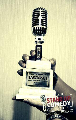 Piala Pak @jokowi_do2 untuk Jawara #jaksucc cc @notaslimboy @Iwa_Kusuma @solehsolihun @NDIGUN @iniRadioGalau http://t.co/aGi6fBzvs4