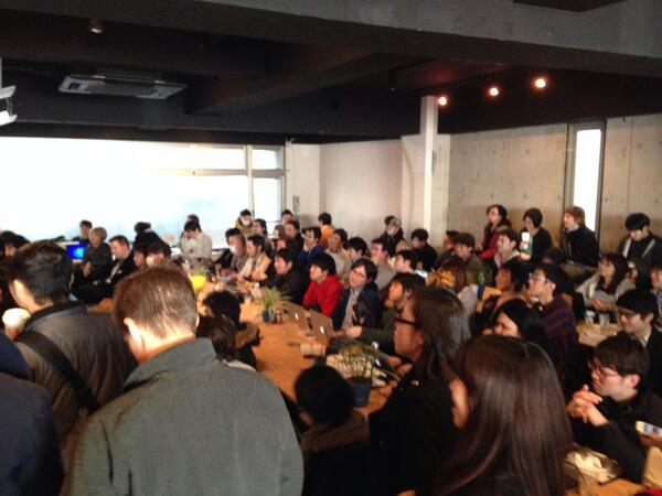 @asaeda: Music Hack Day!!!!  Spotify workshop をサポートします。 @mager @fkymtsh http://t.co/jFYj1zs9x1