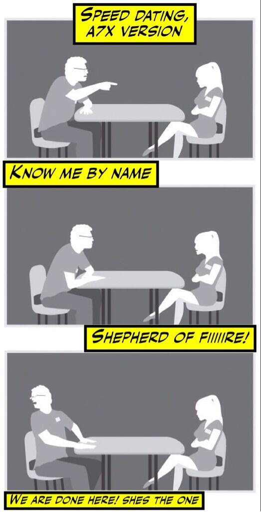 speed dating espanol