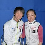 Image for the Tweet beginning: 羽生結弦&浅田真央