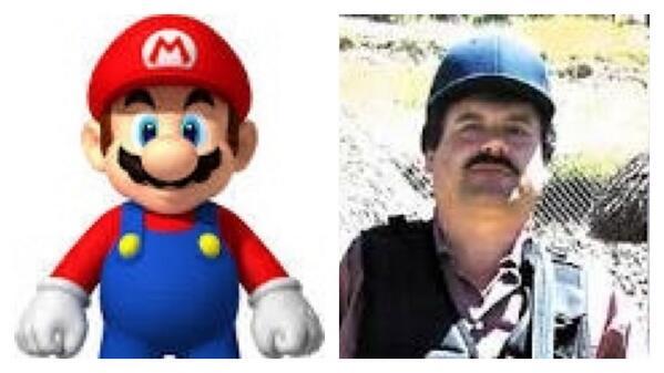 Imagen exclusiva de una de las pruebas de identidad que le hicieron al Chapo Guzmán. http://t.co/zTojhT87HG