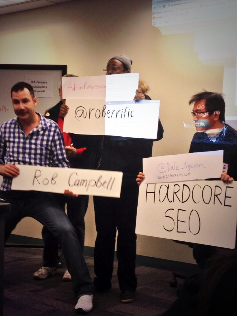 Rob Campbell, Hardcore SEO