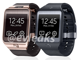 galaxy gear 2 and galaxy gear neo