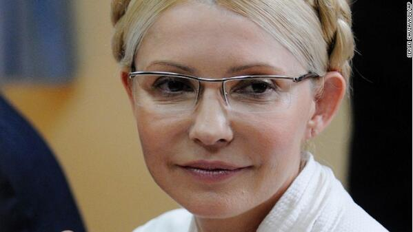 Yulia Tymoshenko, the jailed Ukrainian opposition leader, is freed from prison, party says. http://t.co/JtllPCpKB1 http://t.co/48gHAlpJj1