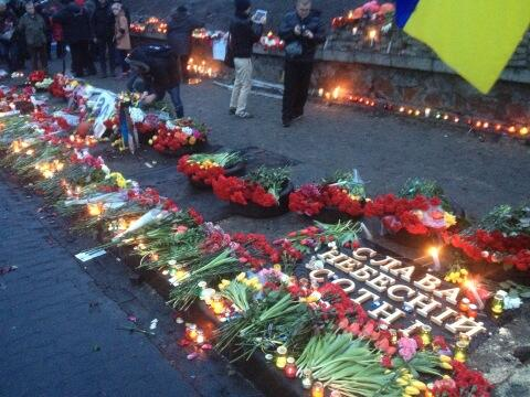 Thumbnail for #euromaidan: Crackdown and aftermath