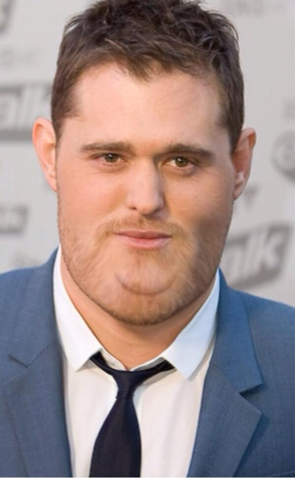 Fat Celebs On Twitter Theres More Of Him For The Ladys To Grab