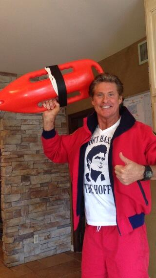 Twitter / DavidHasselhoff: Take the day Hoff this Saturday ...
