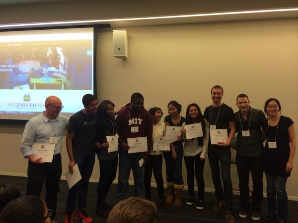 GenTech Hackathon Winners FlappyWords