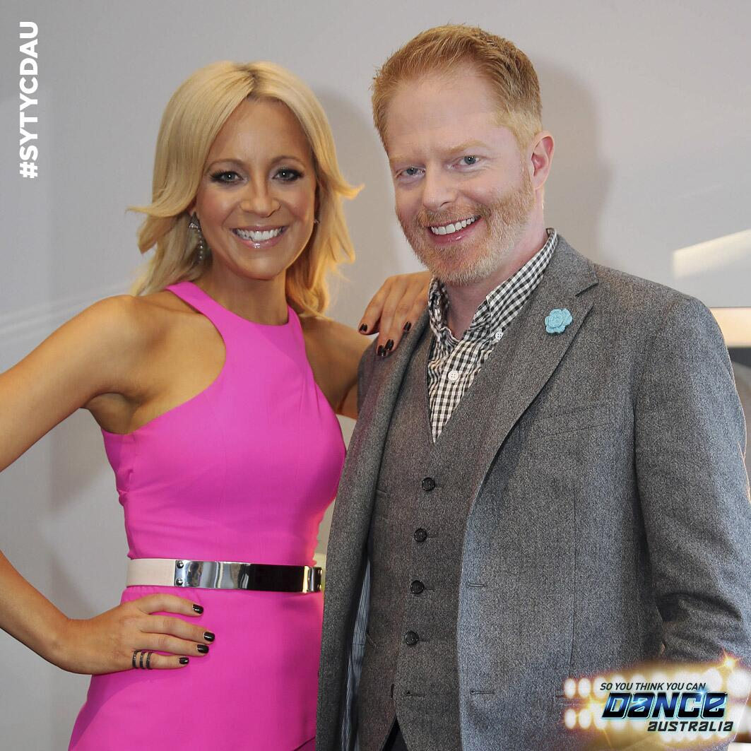 RT @SYTYCDAU: NEWS: @ModernFam's @jessetyler has always wanted to audition for #SYTYCDAU. Tonight his dreams come true. 7.30 on TEN http://…