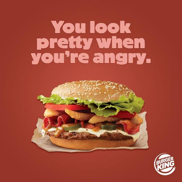 Trash RT BurgerKing Hello Angry WHOPPERRpictwitter H3WMXbSgpc