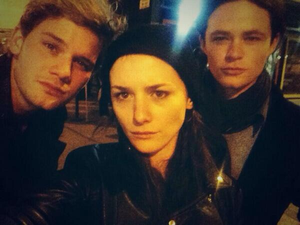 Now that's what I call a love triangle. #fallenmovie http://t.co/1Z4zHJhB9h