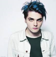 Gerard Way Blue Roots