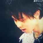 Image for the Tweet beginning: 羽生結弦選手「ホワイトレジェンド」