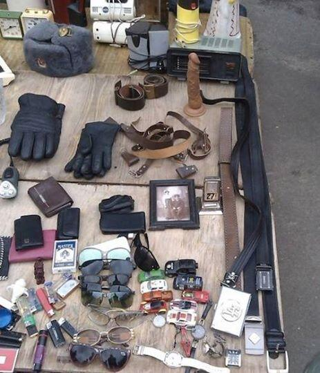 Me and Margaret have taken a few old possessions to a carboot sale.  If you see anything you fancy... http://t.co/K7dIlerRSe