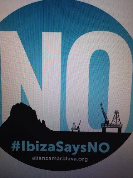 If you love the beautiful island of Ibiza then get behind this campaign and say NO to drilling for oil there http://t.co/6gCam5lHua