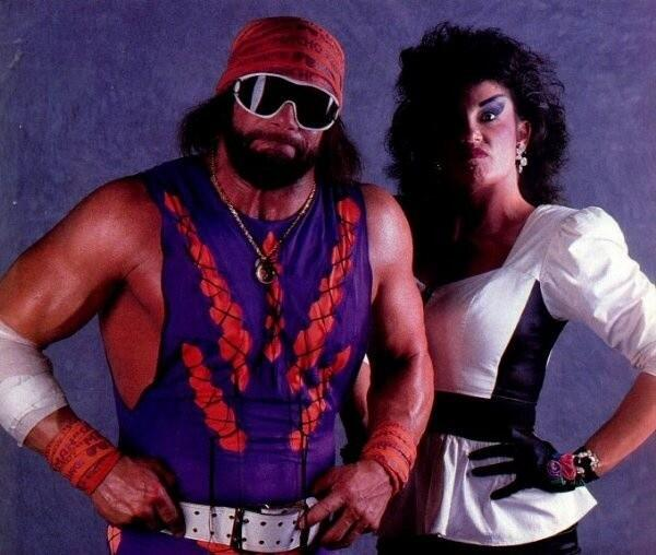 Image result for sensational sherri and randy savage