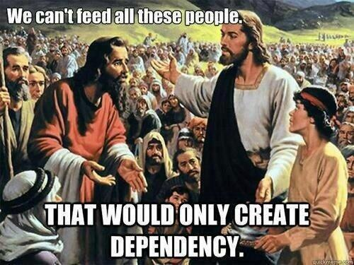 RT @ClaireNewton79: If Jesus was a Tory.... http://t.co/kcJM0WiFEr