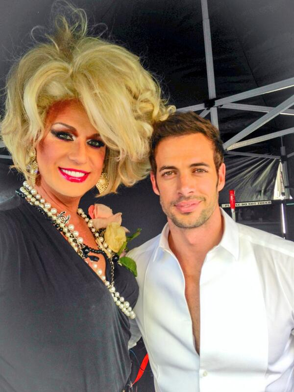 @willylevy29 you brightened up the set with your smile. Thank you AChangeOfHeart ps- send me the HB video.