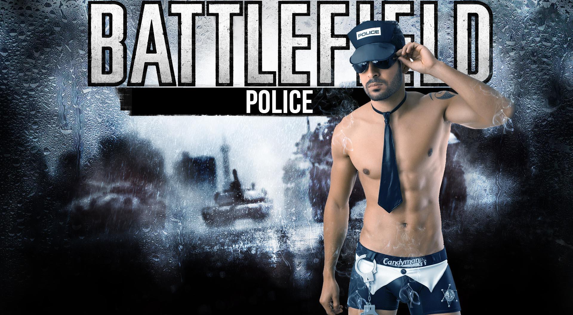 Filtrada imagen de Battlefield POLICE BhKzBC9CEAAJU_m