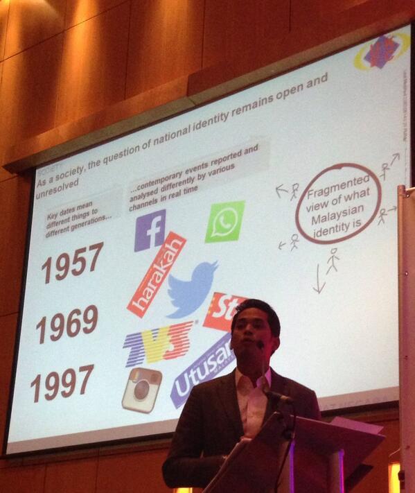 """@daxmuhamad: @khairykj key dates mean diff things '57, '69, '97 to all of us #UKECPANXI"" http://t.co/Cfvcs7iKZd"