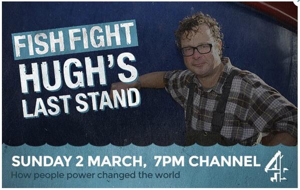 #Countryfile fan? Set recorder now 'cause our grand finale- #FishFight Hugh's Last Stand - is at 7 next Sunday, on C4 http://t.co/nwcnsYhixG