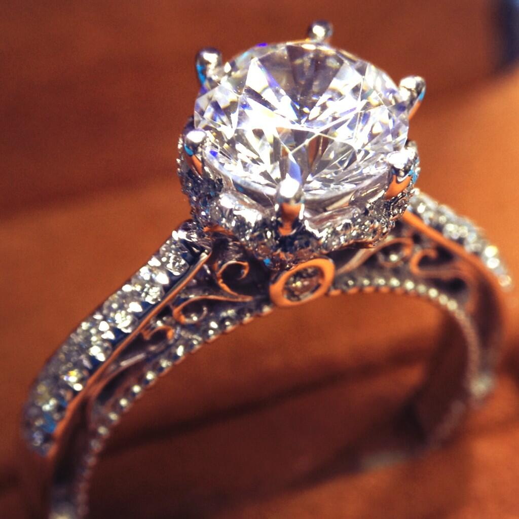 beautiful wedding ring engagement rings on quot venetian 5052 beyond 1616