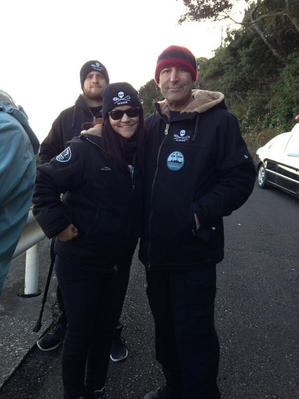 I'm in taiji with @SeaShepherd @Melissa_Sehgal.the dolphin slaughter must end. http://t.co/294uFSljLR